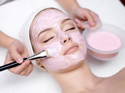 best facial at Lokhandwala