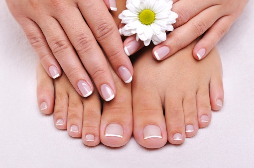 best Manicure and pedicure at Lokhandwala